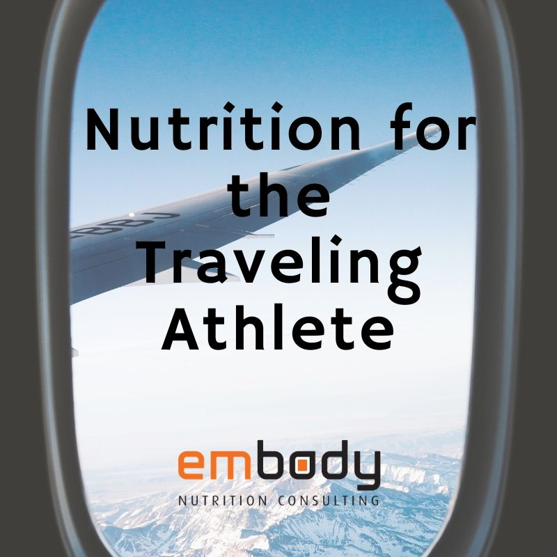jet lag & nutrition