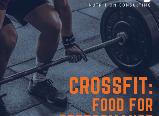 crossfit nutrition
