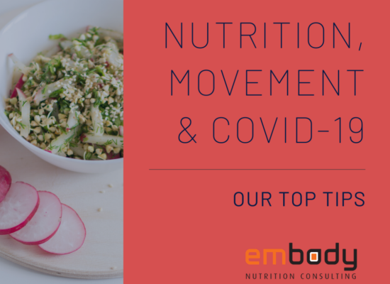 nutrition COVID